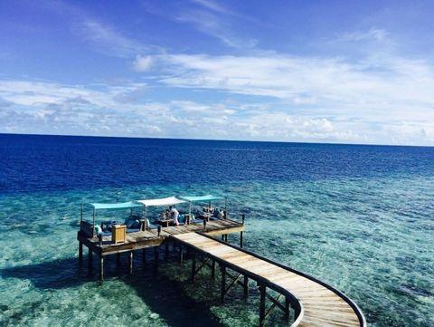 Water, Horizon, Ocean, Fluid, Sea, Aqua, Azure, Turquoise, Teal, Cumulus,