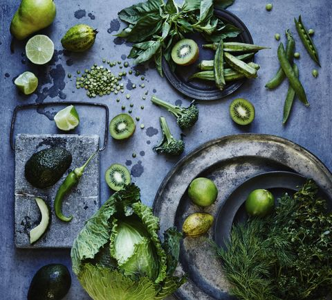 Green, Natural foods, Produce, Ingredient, Whole food, Photography, Vegetable, Vegan nutrition, Leaf vegetable, Still life photography,