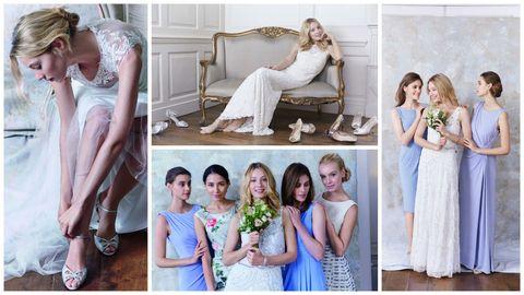 Clothing, Arm, Dress, Photograph, Beauty, Purple, Ceremony, Photography, Love, Flash photography,