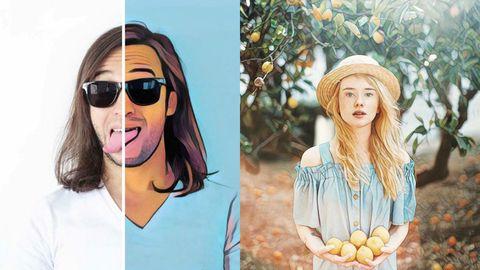 Eyewear, Vision care, Goggles, Sunglasses, Art, Eye glass accessory, Street fashion, Tongue, Peach, Illustration,
