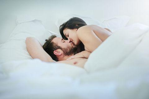 Comfort, Skin, Human body, Shoulder, Photograph, Sleep, Linens, Bedding, Black hair, Neck,