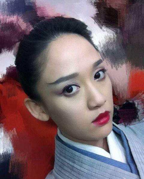 Nose, Lip, Mouth, Cheek, Eye, Hairstyle, Chin, Forehead, Eyebrow, Eyelash,