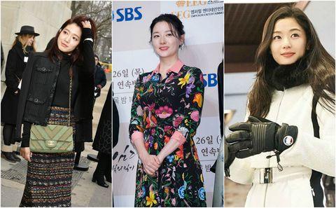 Clothing, Nose, Eye, Hairstyle, Sleeve, Human body, Single-lens reflex camera, Textile, Outerwear, Camera,