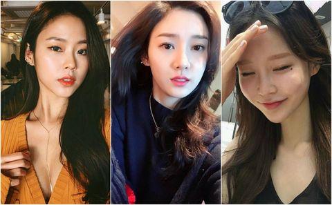 Hair, Face, Eyebrow, Lip, Skin, Hairstyle, Forehead, Chin, Nose, Head,