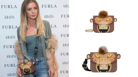 Fur, Snout, Long hair, Fashion model, Blond, Brown hair, Model, Layered hair, Collage, Makeover,