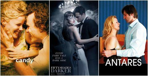 <p>除了近期上映的格雷,虐戀系列的《感官世界》,或是探討人性的《迷幻甜心》、《性愛成癮的女人》,也都是COSMO Angel的愛!在愛心晚餐之後,窩在暖暖的沙發上看電影,真的好幸福!不只感情可以加溫,更可以為夜晚的激情戲碼,來個暖場~Angels不妨試試用電影做準備,為你們夜晚激情來個最誘惑的開場!</p>