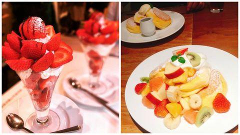 <p>日本好吃又好逛,COSMO Angel常看到朋友在日本打卡,最近又有什麼新鮮好玩的,讓人超級羨慕~今天呢?就要來帶大家看看最近日本當紅的夢幻系甜點,無論是霜淇淋、可麗餅、蛋糕,每個都浮誇夢幻到不行,不多說,趕緊看下去吧!</p>