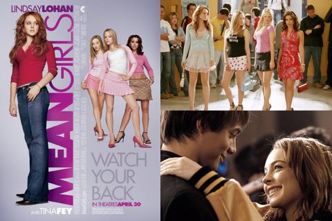 <p>YA片中的經典,絕不能錯過的青春喜劇片。電影中一針見血地描述了高中的小團體、女王蜂文化,還能看到當年青澀的瑞秋麥亞當絲、亞曼達賽佛瑞和琳賽羅涵。如果妳星期三看記得要穿粉紅色喔!(看過的就知道COSMO Angel在講什麼♥)</p>