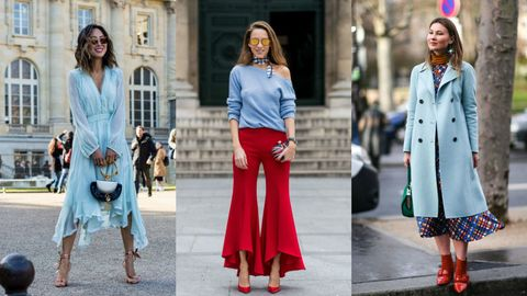 Clothing, Street fashion, Fashion, Pink, Coat, Jeans, Outerwear, Footwear, Companion dog, Dress,