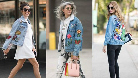 Clothing, Jeans, Street fashion, Denim, Fashion, Footwear, Outerwear, Coat, Jacket, Textile,
