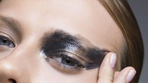 Finger, Lip, Cheek, Brown, Skin, Forehead, Eyelash, Eyebrow, Iris, Nail,
