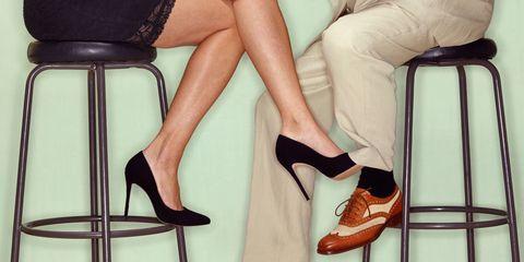 Footwear, Leg, Human leg, High heels, Shoe, Thigh, Ankle, Sandal, Court shoe, Joint,