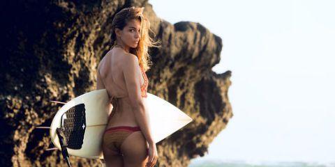 Photograph, Clothing, Beauty, Bikini, Photo shoot, Model, Surfing, Fashion, Swimwear, Photography,