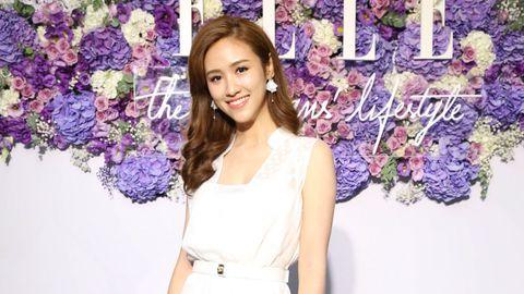 Clothing, Shoulder, Textile, Purple, Shoe, Lavender, Style, Petal, Violet, Dress,