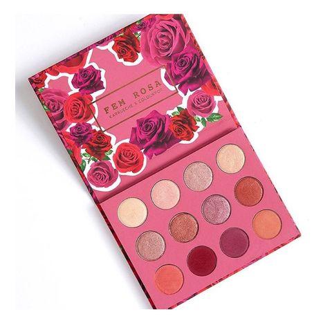 Pink, Pattern, Design, Font, Material property, Circle, Visual arts, Plant, Magenta, Paper product,