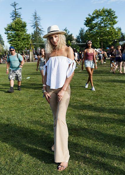 <p>草帽是其中一款最經典的帽子之一,雖然在夏天的曝光率會較高,但在秋高氣爽的天氣,依然可以派用場。最典型的米色草帽配上一條深色絲帶,衣服的穿搭則要保持舒適、不經意的度假風,就算不是真正放假也要穿出一種度假心情!</p>