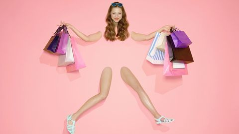 Pink, Footwear, Doll, Long hair, Barbie, Illustration, Shoe, Style,