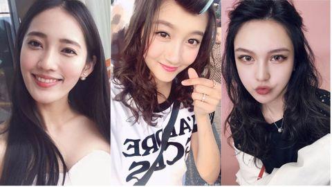 Face, Hair, Eyebrow, Lip, Skin, Nose, Beauty, Selfie, Forehead, Head,