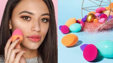 """<p>Beauty Blender「美妝蛋」是近年十分流行的化妝工具之一,海綿質地使化妝品和肌膚融為一體,妝感更服貼透薄,因此成為女生不可或缺的上妝工具,但現在市面上有太多不同形狀的美妝蛋,讓人不知從何挑起,不知道自己應選擇哪一款美妝蛋才最適合自己,現在就讓我們來為Angels熱搜並分析讓歐美部落客愛瘋的各形狀的美妝蛋有甚麼特點吧!<span class=""""redactor-invisible-space"""" data-verified=""""redactor"""" data-redactor-tag=""""span"""" data-redactor-class=""""redactor-invisible-space""""></span></p>"""