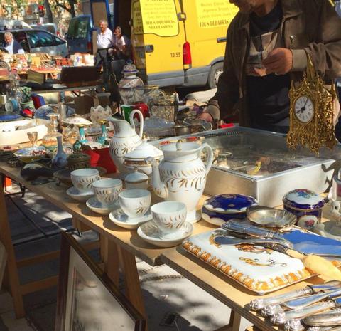 Porcelain, Market, Ceramic, Tableware, Flea market, City, Bazaar,