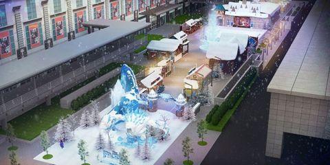 Urban design, Architecture, Mixed-use, Scale model, Building, City, Landscape,