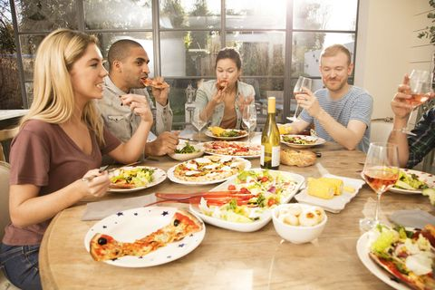 Meal, Eating, Food, Dish, Lunch, Brunch, Junk food, Supper, Cuisine, Fast food,