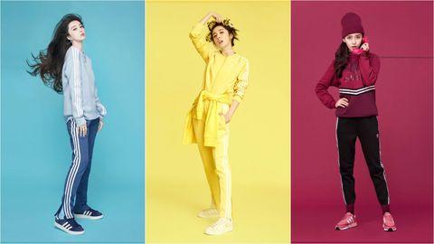 Clothing, Yellow, Fashion model, Standing, Fashion, Footwear, Leggings, Fashion illustration, Fashion design, Illustration,
