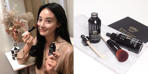 Skin, Eyebrow, Beauty, Product, Lip, Cosmetics, Material property, Nail, Mascara, Eye liner,