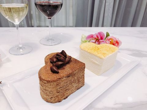 Food, Dish, Cuisine, Semifreddo, Dessert, Ingredient, Soufflé, Sweetness, Mousse, Frozen dessert,