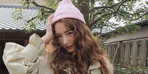 冬天一定要戴帽子