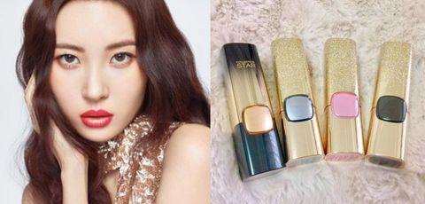 Face, Lip, Skin, Beauty, Cheek, Cosmetics, Eyebrow, Lipstick, Product, Pink,