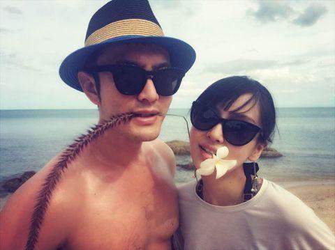 Eyewear, Cool, Vacation, Sky, Selfie, Beach, Sunglasses, Beauty, Summer, Photography,