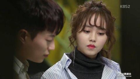Hair, Face, Nose, Hairstyle, Cheek, Human, Lip, Scene, Black hair, Drama,