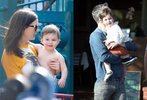 People, Photograph, Child, Toddler, Yellow, Fun, Human, Sitting, Interaction, Vacation,