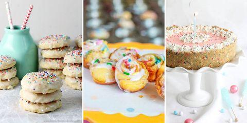 Cuisine, Food, Sweetness, Ingredient, Finger food, Dessert, Baked goods, Confectionery, Dish, Recipe,