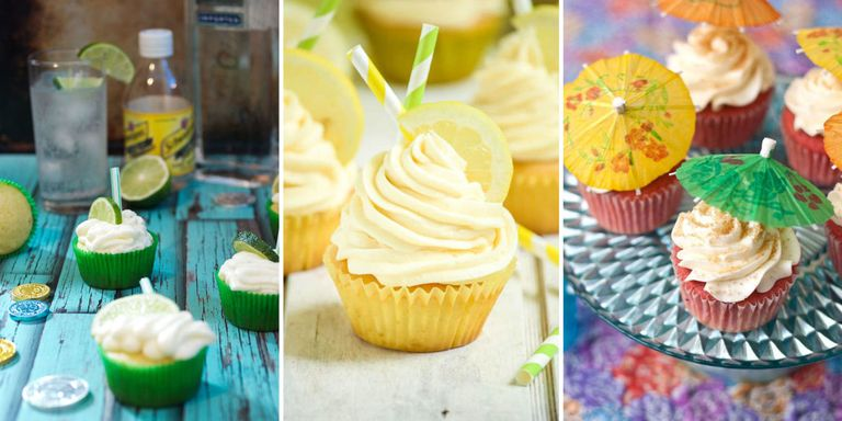 Alcohol infused cupcakes recipes for boozy cupcakes cant get enough liquored up desserts then check our amazing collection of adults only recipes for indulgent sweets forumfinder Gallery