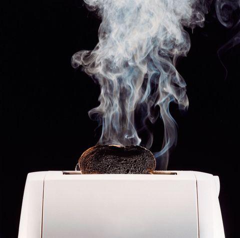 Smoke, Gas, Heat, Flame,