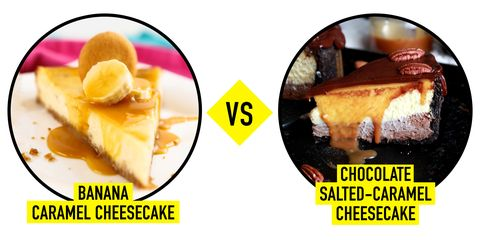 blogger battle cheesecake
