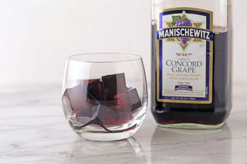 manischewitz jello shots