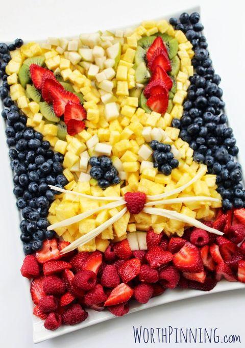 East Bunny Fruit Salad
