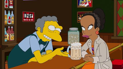 the simpsons - moes tavern
