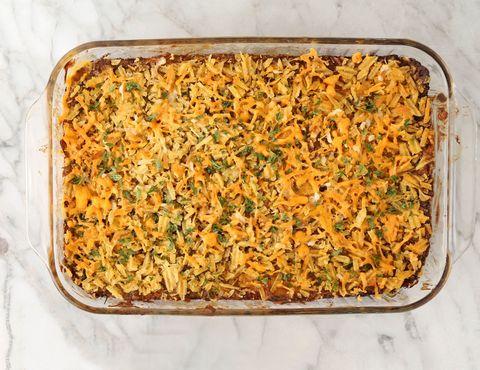southern potluck cheesy potatoes