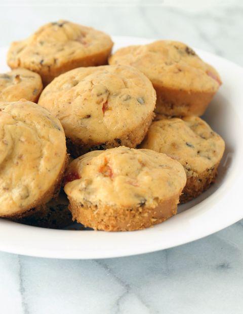 chorizo breakfast muffins