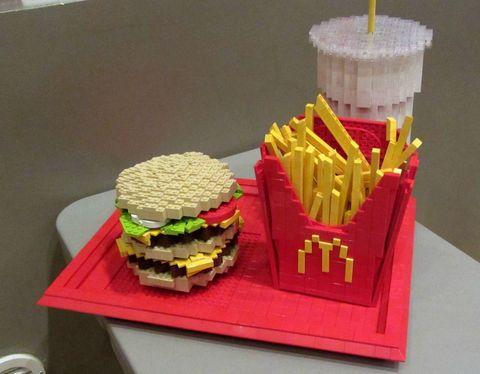 Everything Is Awesome: 12 Amazing LEGO Foods