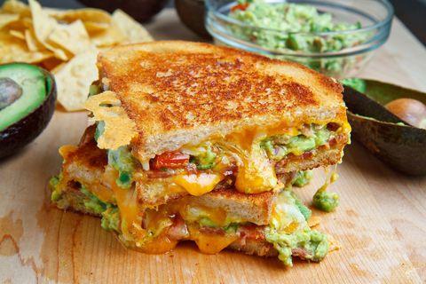 Green, Food, Sandwich, Cuisine, Tableware, Meal, Dishware, Plate, Finger food, Breakfast,