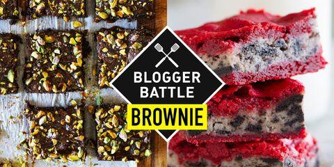 Blogger Battle Brownies