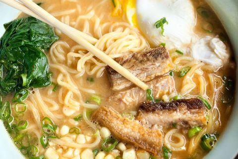 Rame Noodle Bath