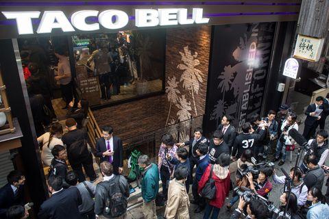taco bell tokyo
