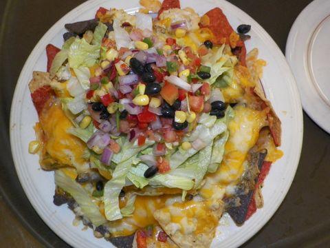 alaska nachos