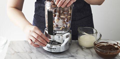 homemade nutella index